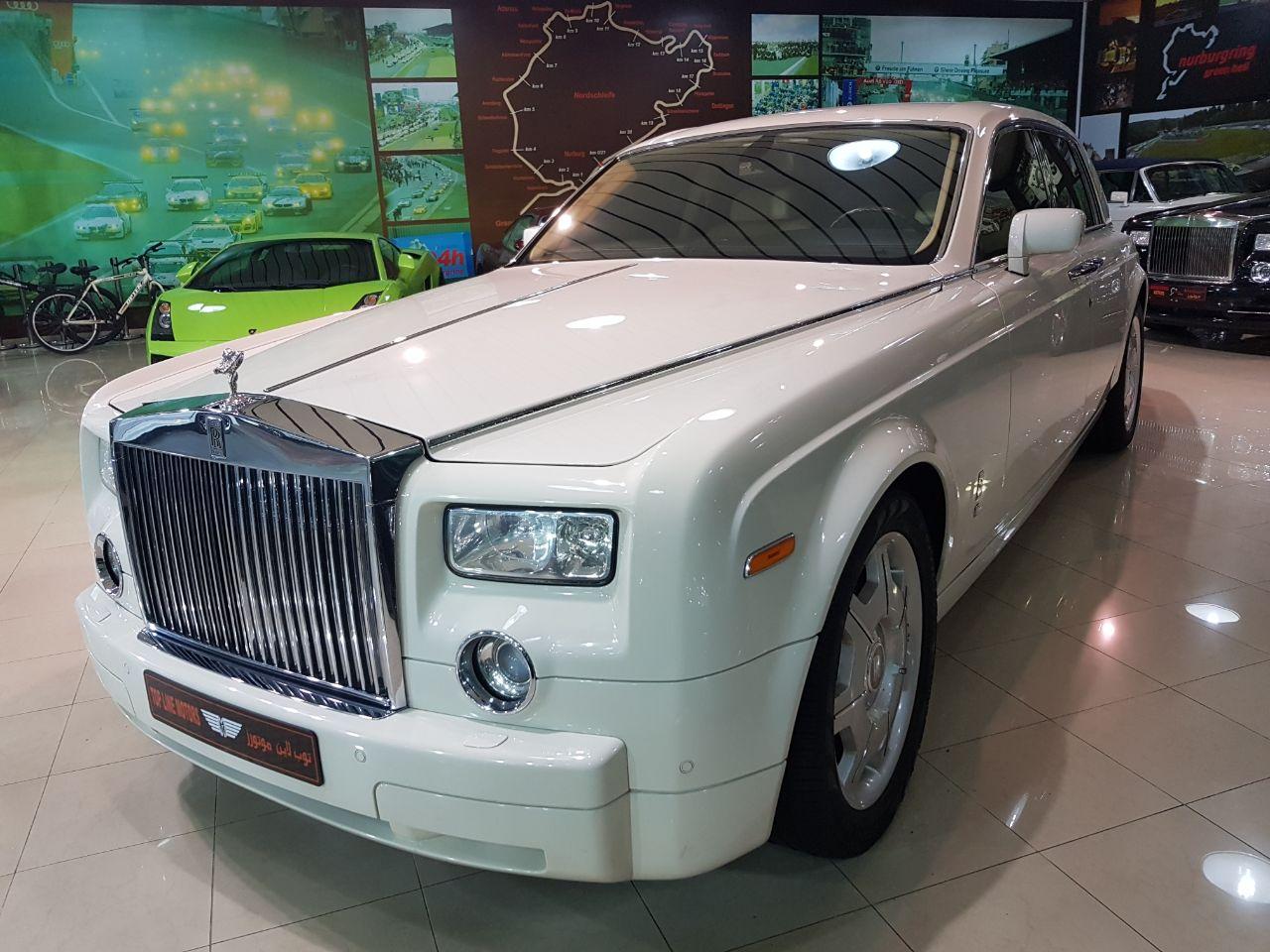 Rolls royce phantom topline motors for Rolls royce phantom motor